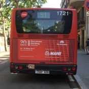 Construmat 2017 Taps Bus Ads – Outdoor Not Just for B2C Shows